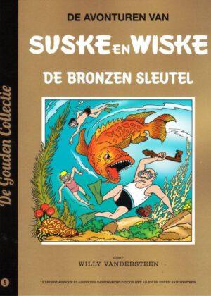 Suske en Wiske 5 - De Bronzen Sleutel (De Gouden Collectie)