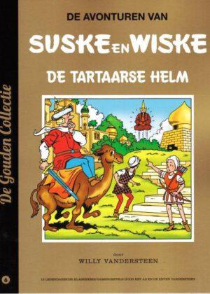 Suske en Wiske 6 - De Tartaarse Helm (De Gouden Collectie)