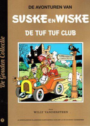Suske en Wiske 7 - De Tuf Tuf Club (De Gouden Collectie)
