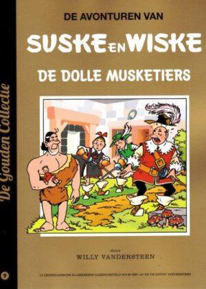 Suske en Wiske 9 - De Dolle Musketiers (De Gouden Collectie)