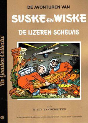Suske en Wiske 10 - De IJzeren Schelvis (De Gouden Collectie)