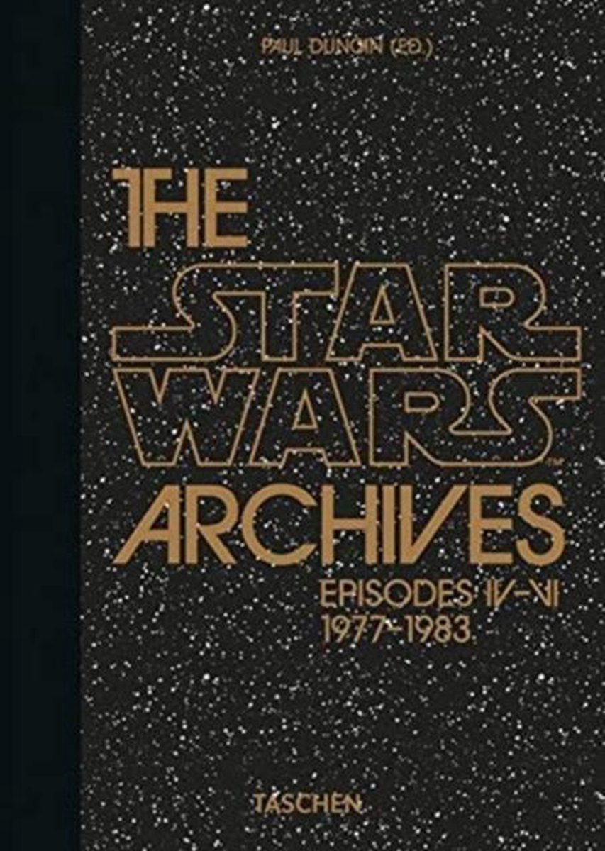 The Star Wars Archives 1977-1983 40th Anniversary Edition