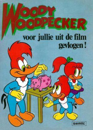 Woody Woodpecker - Voor jullie uit de film gevlogen!