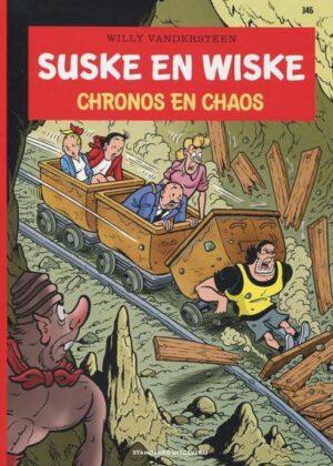 Suske en Wiske 340 - Chronos en Chaos