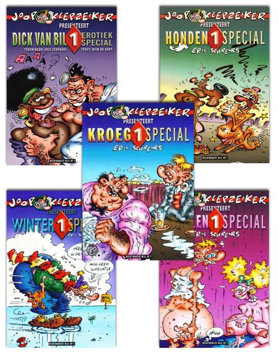 Joop Klepzeiker Special pakket