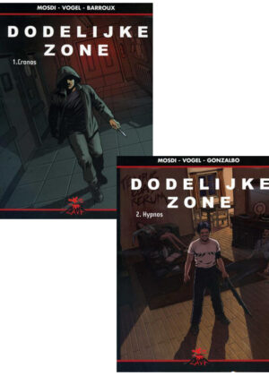 Dodelijke Zone Strippakket (2 strips)