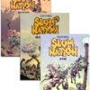 Slum Nation Strippakket (3 Strips)