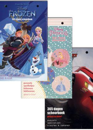 Scheurkalender pakket (3 stuks)