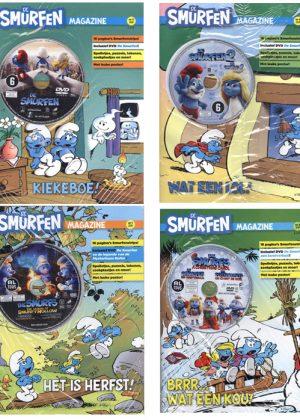 DVD De Smurfen 2