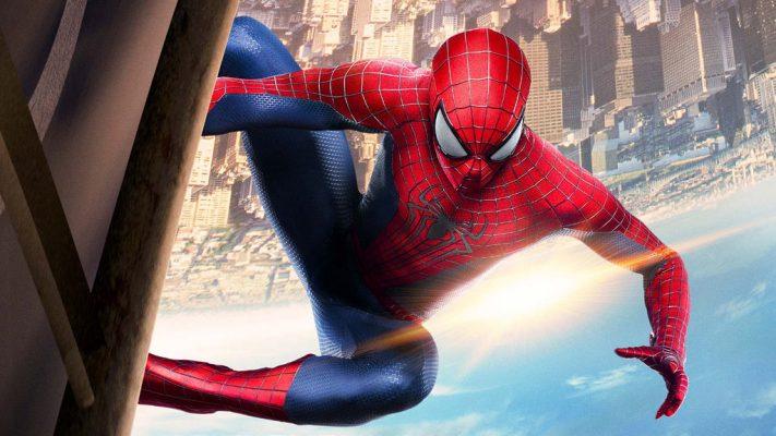 Spiderman pocketstrips