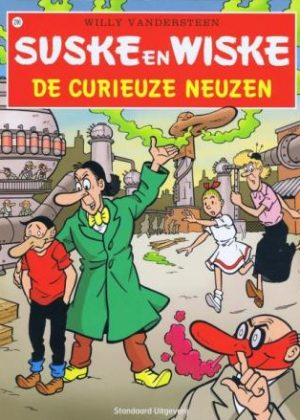 Suske en Wiske 296 - De Curieuze Neuzen