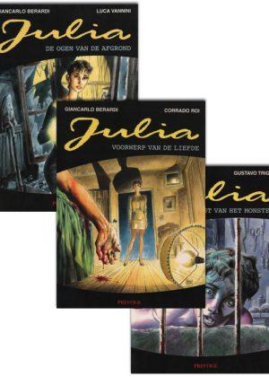 Julia Strippakket (3 strips)