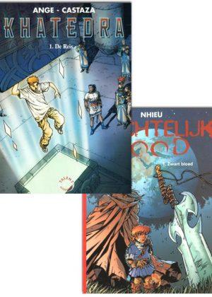 Helden strippakket (2 HC strips)